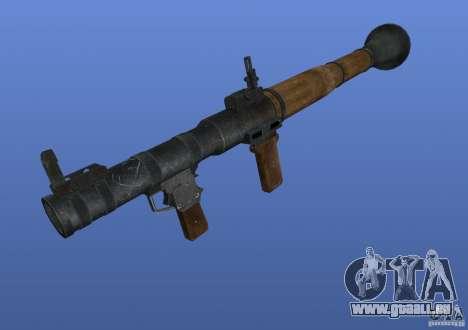 Weapon Textures pour GTA 4 troisième écran
