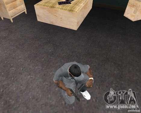 New Colt45 für GTA San Andreas dritten Screenshot