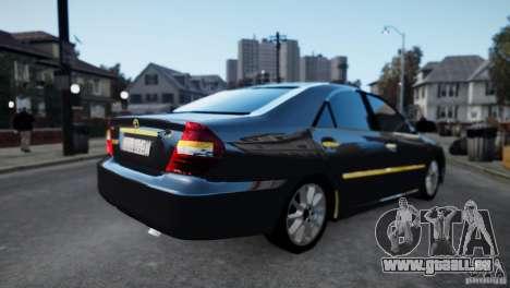 Toyota Camry 2004 pour GTA 4 est un droit