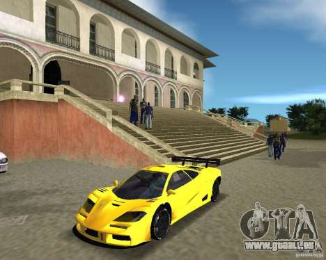 McLaren F1 LM für GTA Vice City