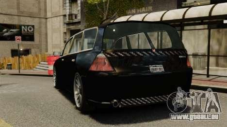 Honda Odyssey für GTA 4 hinten links Ansicht