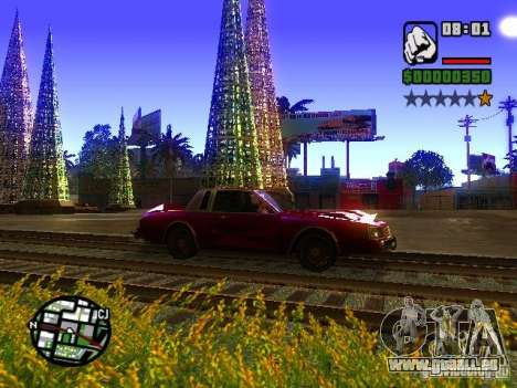 Timecyc BETA 2.0 pour GTA San Andreas