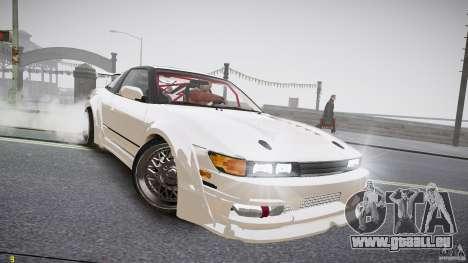 Nissan Sileighty pour GTA 4 est un droit