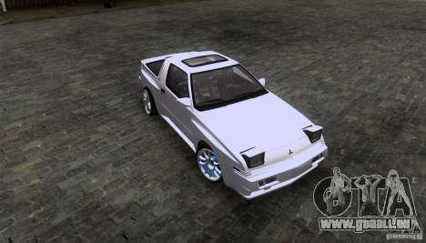 Mitsubishi Starion pour GTA San Andreas