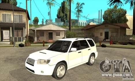 Subaru Forester 2005 für GTA San Andreas