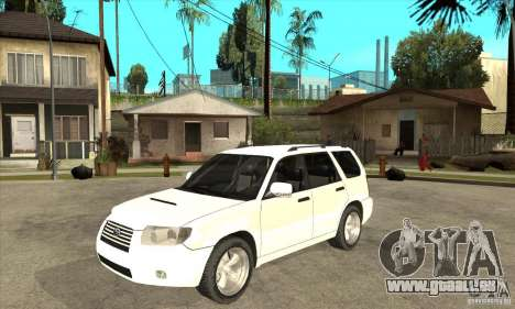 Subaru Forester 2005 pour GTA San Andreas