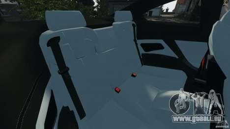 BMW M6 F13 2013 v1.0 pour GTA 4 est un côté