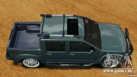 Nissan Frontier DUB v2.0 für GTA 4 rechte Ansicht