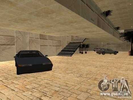 San Fierro Car Salon pour GTA San Andreas cinquième écran