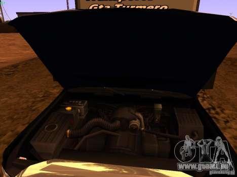 Chevrolet Silverado HD 3500 2012 für GTA San Andreas Innenansicht