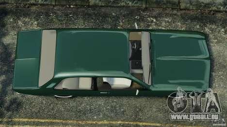 Chevrolet Chevette 1976 pour GTA 4 est un droit