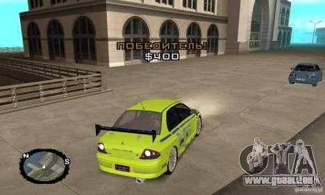 Straßenrennen für GTA San Andreas