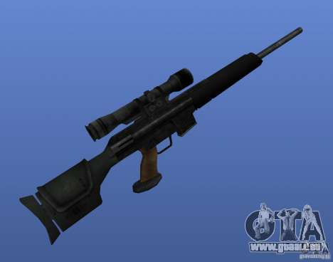 Weapon Textures pour GTA 4 douzième d'écran