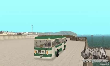 LIAZ 677 v.1.1 pour GTA San Andreas laissé vue