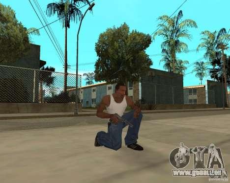 Armes de STALKERa pour GTA San Andreas douzième écran