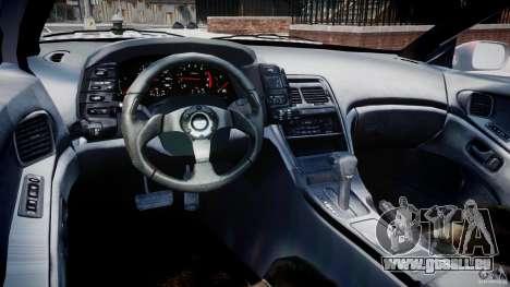 Nissan 300zx Fairlady Z32 pour GTA 4 est un droit