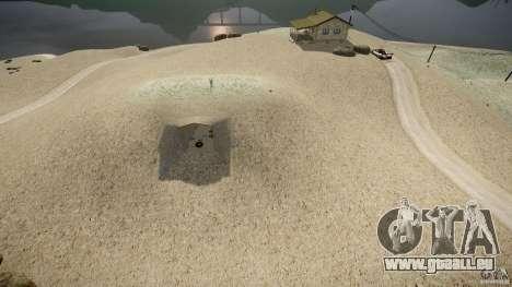 Wind Farm Island - California IV pour GTA 4 troisième écran