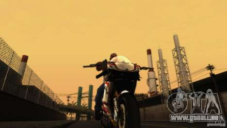 ENBSeries by dyu6 v2.0 für GTA San Andreas dritten Screenshot