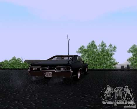Super Natural ENBSeries für GTA San Andreas her Screenshot