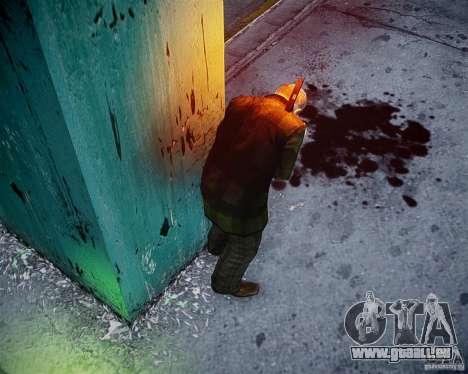 Sniper Bullet Time 2.0 pour GTA 4 troisième écran