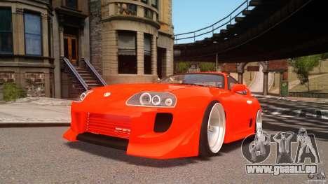 Toyota Supra Tuning pour GTA 4