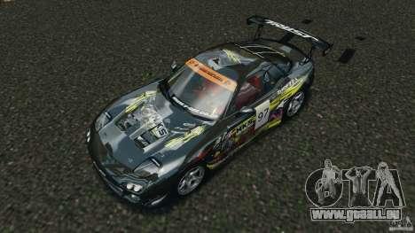 Mazda RX-7 RE-Amemiya v2 für GTA 4 Innen
