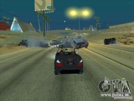 Champ de force pour GTA San Andreas