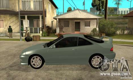 Acura Integra Type-R - Stock pour GTA San Andreas laissé vue