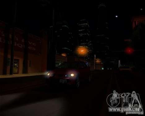 ENBSeries by Sashka911 v4 pour GTA San Andreas troisième écran