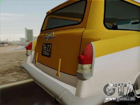 GAZ 22 pour GTA San Andreas vue de droite