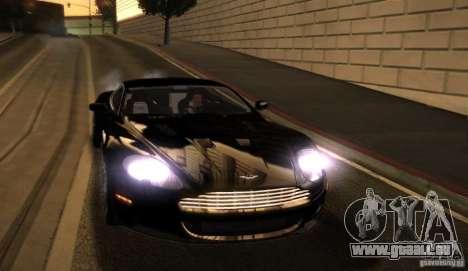 Graphic settings pour GTA San Andreas troisième écran