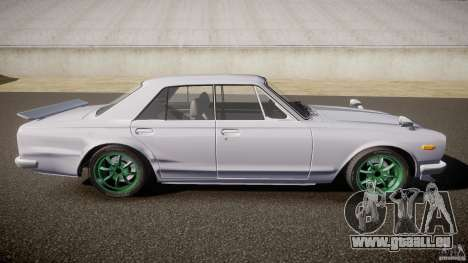 Nissan Skyline GC10 2000 GT v1.1 pour GTA 4 est une gauche