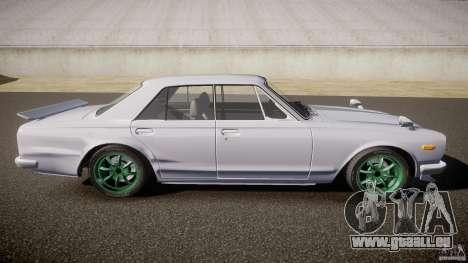Nissan Skyline GC10 2000 GT v1.1 für GTA 4 linke Ansicht