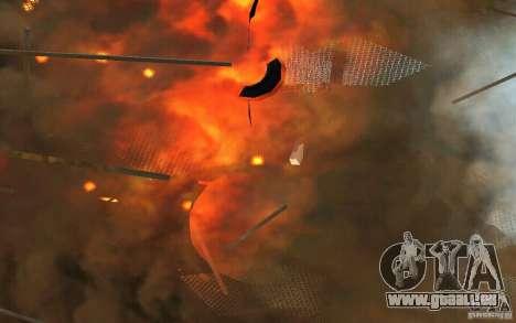 Trou noir pour GTA San Andreas quatrième écran