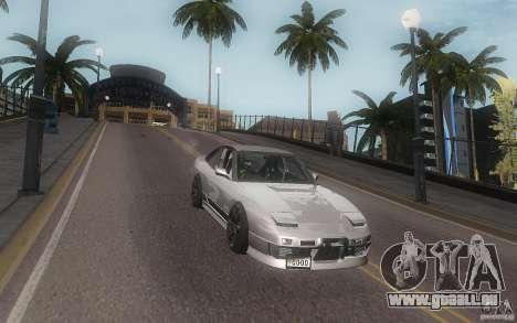 Nissan 180sx v2 für GTA San Andreas