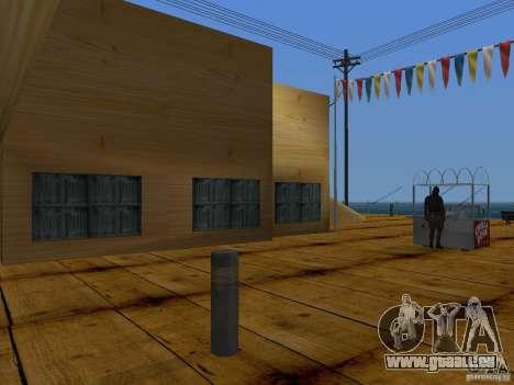 Neue Strand Textur v2. 0 für GTA San Andreas achten Screenshot
