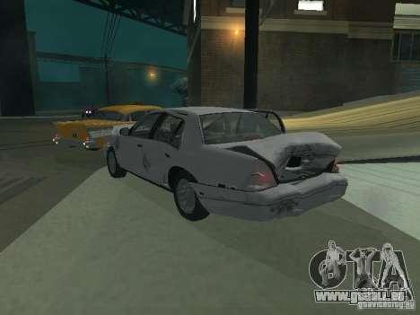 Ford Crown Victoria für GTA San Andreas Motor