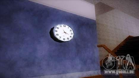 Horloge murale de travail pour GTA San Andreas