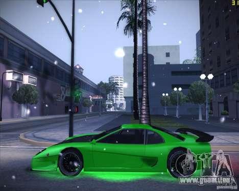 Tuned Turismo für GTA San Andreas linke Ansicht