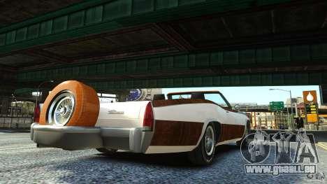 Buccaneer Final für GTA 4 linke Ansicht