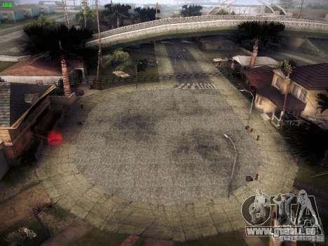Todas Ruas v3.0 (Los Santos) für GTA San Andreas zweiten Screenshot