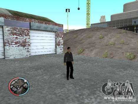 Masquage pour GTA San Andreas