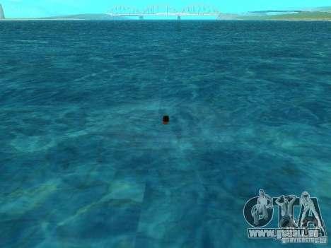 Eau de texture pour GTA San Andreas