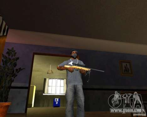Le fusil M24 pour GTA San Andreas