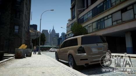 iCEnhancer 2.1 Custom pour GTA 4 huitième écran