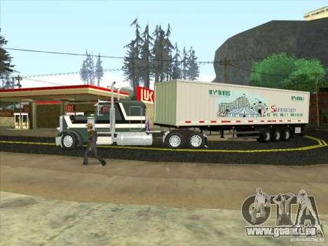Setz dich und jede Maschine raus für GTA San Andreas dritten Screenshot