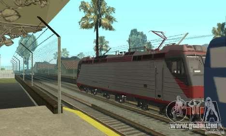 Ep10 pour GTA San Andreas sur la vue arrière gauche