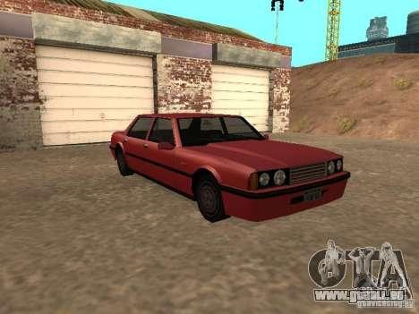 Vincent standard pour GTA San Andreas