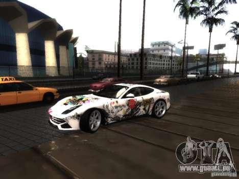 ENB Series Project BRP pour GTA San Andreas