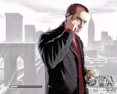 Écrans de chargement dans le style de GTA IV pour GTA San Andreas sixième écran